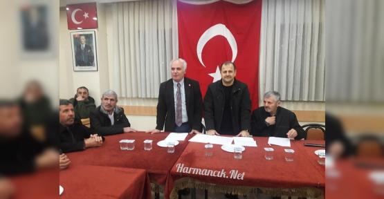 Gümüşhane İli Harmancık Köyü Derneği'nde Olağan Genel Kurul Yapıldı