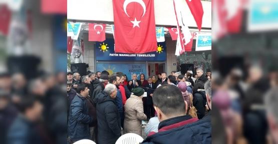 İYİ Parti'de Körfez'de  SKM Açtı
