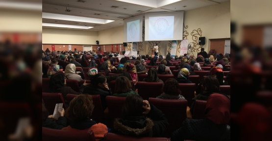 İzmit'te 450 Kadın Daha Sağlık Eğitimi Gördü