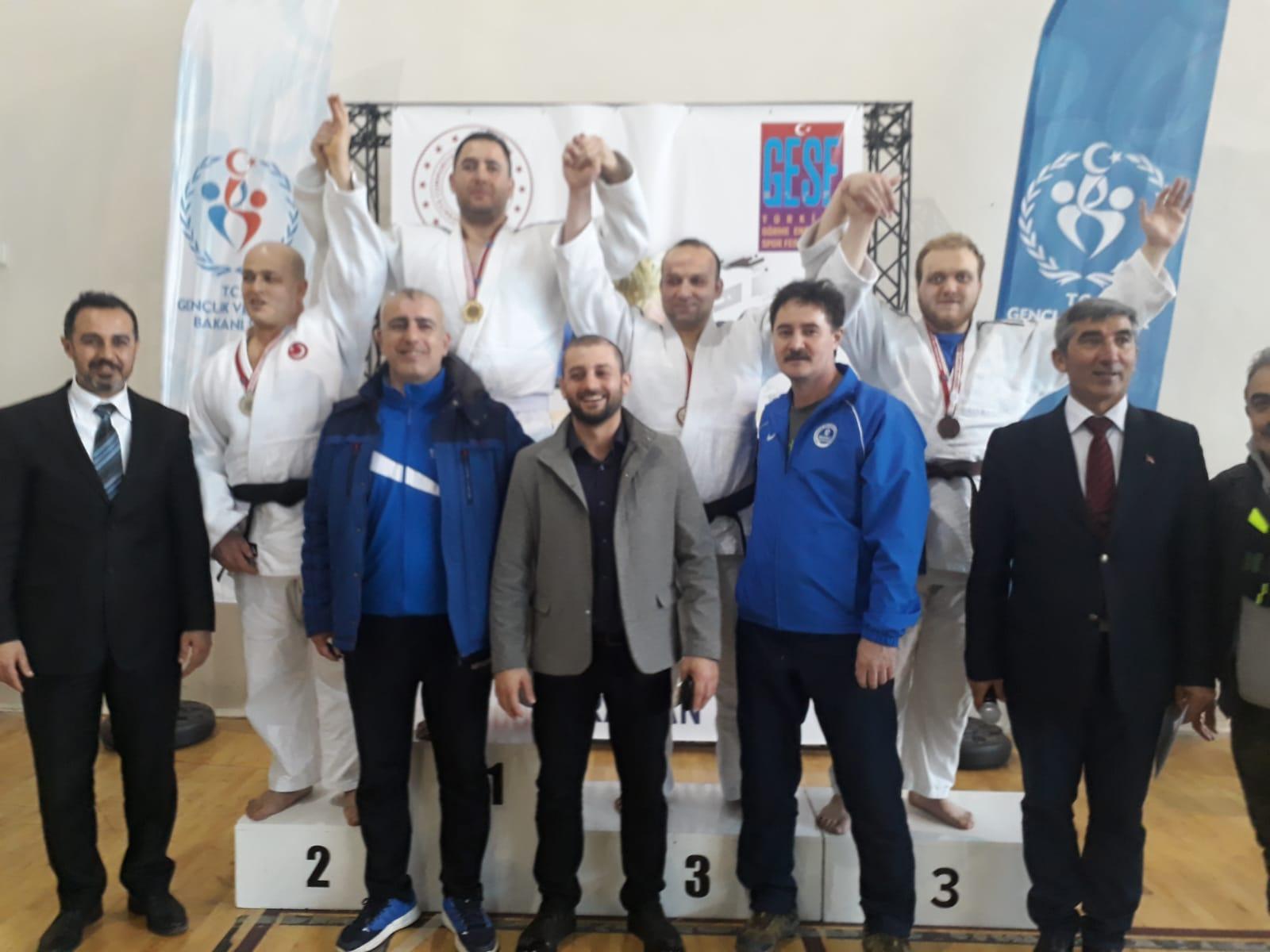 Judocular 3. Kez Türkiye Şampiyonu