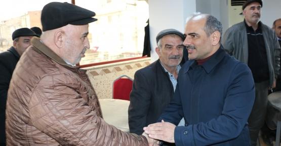 Sivaslılardan Söğüt'ü Sıcak karşılama