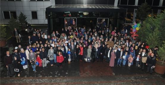 Karaosmanoğlu ''Biz Büyük Bir Aileyiz''