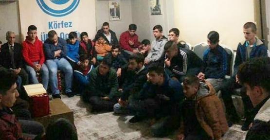 Körfez Ülkü Ocakları Çakıroğlu'nu Andı