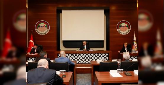 Körfez'de Şubat Ayı Meclisi Yapıldı