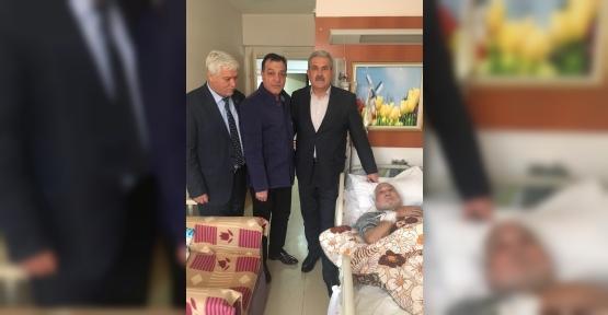 Mahmut Eryılmaz'ın Tedavisi  Sürüyor