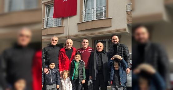 Mustafa Fidan Asker  Oldu