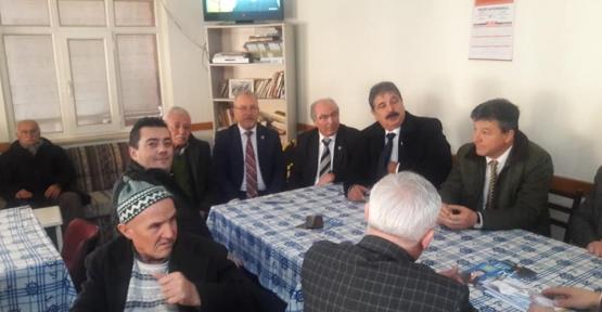 Salih Şirin Ankara'da