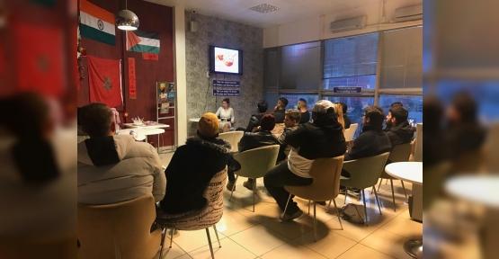 Speaking Cafe'de Dünya Kültürleri