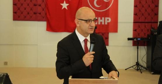"""Ünlü; """"MHP'liler Gönül Rahatlığıyla Zeki Aygün'e Oy Verecek"""""""