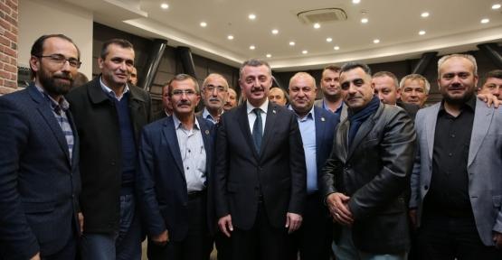 """Büyükakın, """"Türkiye Küresel Emperyalizme Meydan Okuyor"""""""