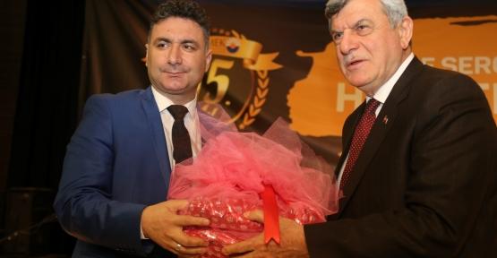 DARICA KO-MEK İLÇE SERGİSİ BAHARIN GELİŞİNE RENK KATTI