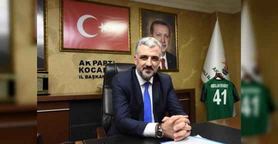 Eryarsoy, 31 Mart Seçimleri Öncesi Mesaj Yayınladı