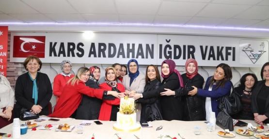 Kadınlar Günü KAI Vakfı'nda Kutlandı