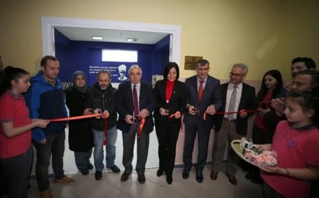 Koray Şener Anısına Kütüphane Açıldı