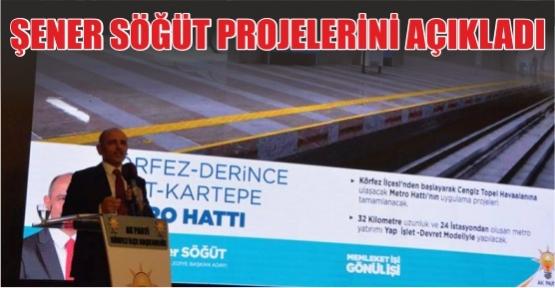 KÖRFEZ'E METRO GELİYOR..!