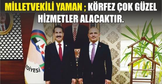 Başkan Söğüt : Vekilimizin desteği çok önemli..!