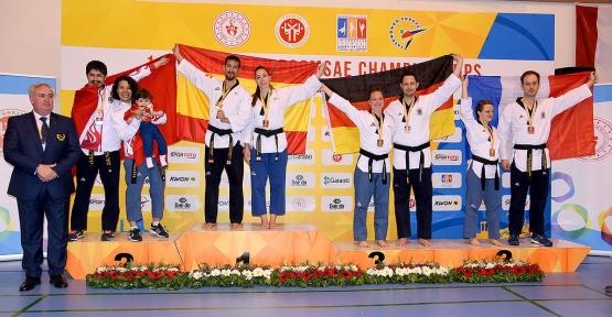Dünya Ve Avrupa Şampiyonu Serim Olgun Kahveci Bu Kez Avrupa 2. Oldu