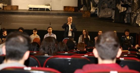 Tarih Öğrencileri, Milli Mücadele Kahramanını Tiyatro İle Tanıdı