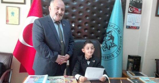 Türk Ocağında Yönetim Değişti