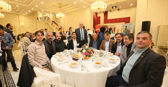 AK Parti Derince İftarda Tek Yürek