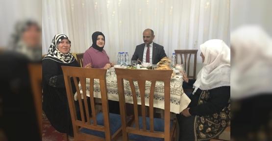 Başkan Söğüt'ten Çat-Kapı İftar Ziyareti