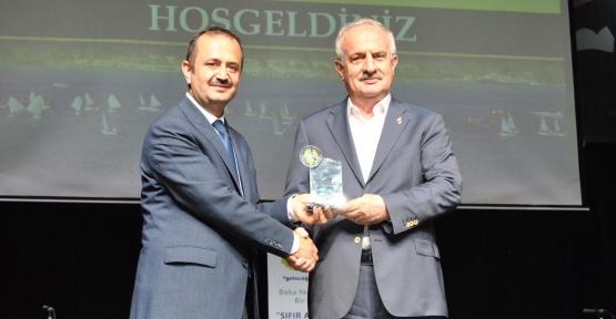 Derince Belediyesi'ne Çevre Ödülü