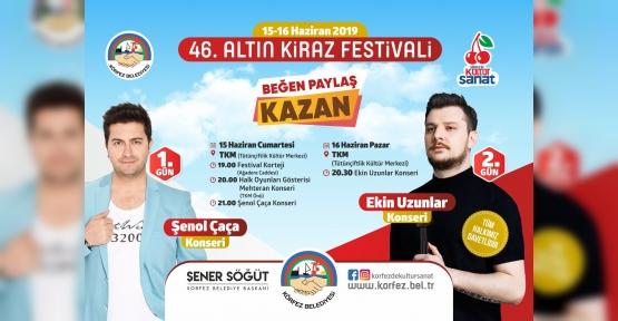 KÖRFEZ'DE COŞKULU FESTİVAL