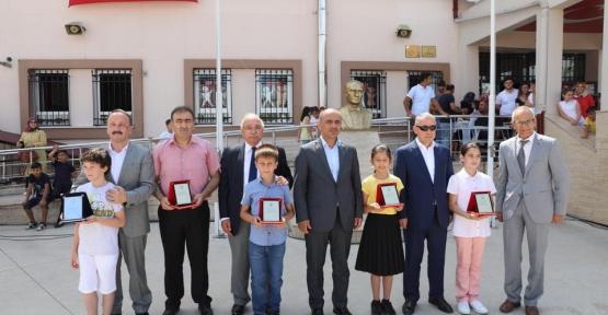 Körfez'de Okulların Kapanışı  Fatih İlköğretim'de Gerçekleşti