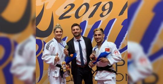 Avrupa Şampiyonası'ndan İki Önemli Derece