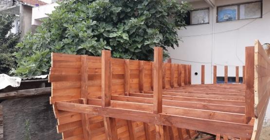 Bahçeye Gemi Konulacak