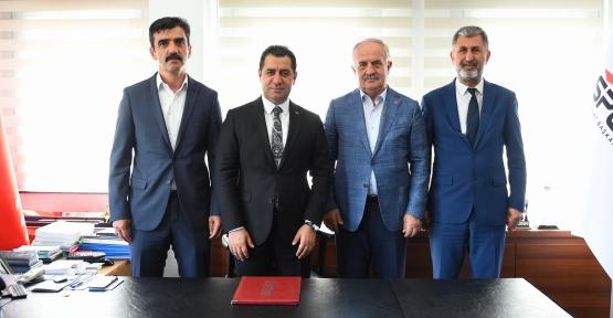 Başkan Aygün, Ankara'dan İki Müjdeyle Döndü