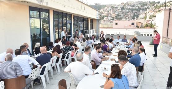 Başkan Hürriyet, İzmit'in Gelecek 5 Yılı İçin Stk'larla Buluştu