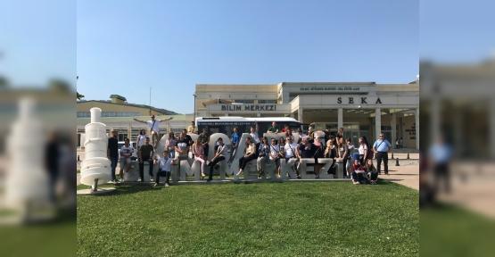 Bosnalı Gençler Kocaeli'ye Hayran Kaldı