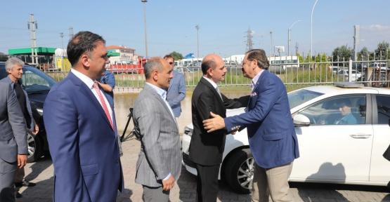 Hisarcıklıoğlu' Recep Öztürk'ü Örnek Gösterdi