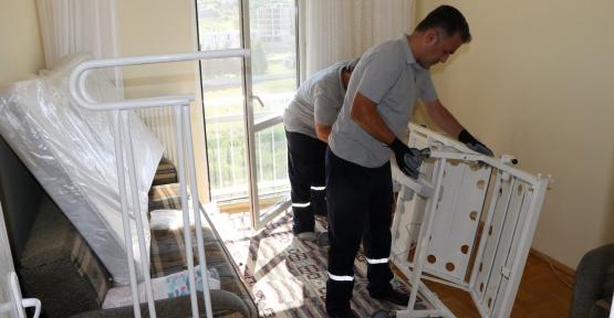 Yatalak hastalara ücretsiz elektrikli karyola