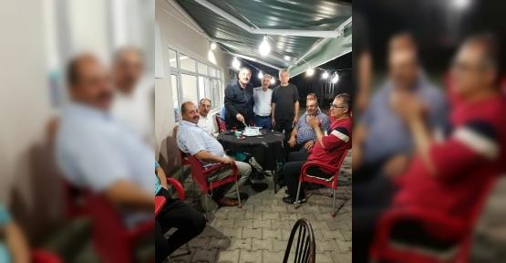 Ahmet Önal'a Sürpriz  Yaş Günü