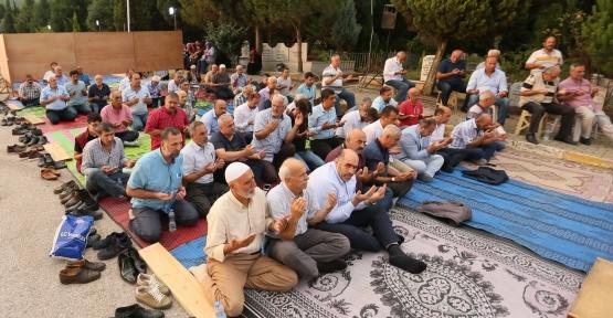 Deprem Şehitlerimiz Dualarla Anıldı