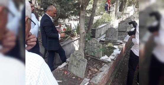 Deprem Şehitlerinin Mezarını  Belediye Yaptıracak