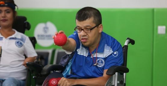 Engelli Bilal'in Spor Yapma Hayali Gerçek Oldu