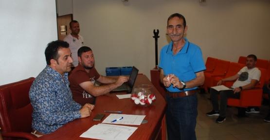 İzmit Belediyesi Başkanlık Kupası Kuraları Çekildi