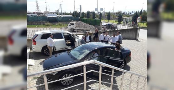 KTO Üyeleri Volvo'yu  Test Ettiler