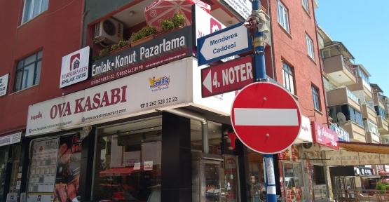 Menderes Caddesi'nde Düzenleme İsteniyor
