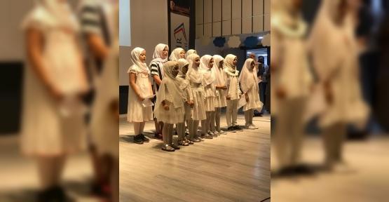 Tügva Yaz Okulu  Eğitim Dönemi Tamamlandı