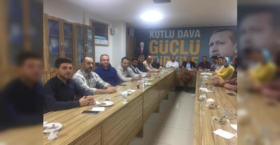 AK Parti Körfez'de 28 Bin üye askıda