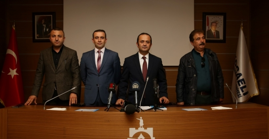 BÜYÜKŞEHİR MECLİSİ'NDEN BARIŞ PINARI OPERASYONU'NA DESTEK