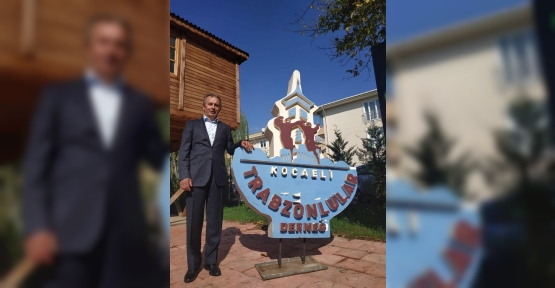 Kocaeli Trabzonlular Derneği'nde Başkan Fuat Ayar Oldu