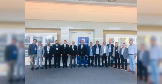 Körfez Ticaret Odası Meclis Üyeleri Ankara'da