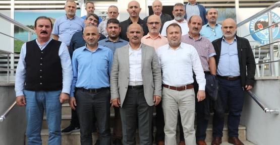 Muşlular'da Yeni Başkan Adem Kaya