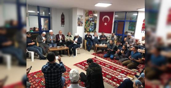 Tokatlılardan Mehmetçik İçin Dua Gecesi