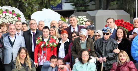 Başkan Sezer: Mehmet Can Gölcük'ün Gururu Oldu